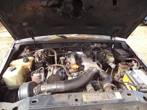 sucata peças ranger xls 2.8 8v diesel 2004/2005