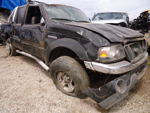sucata peças ranger xlt 2005 2.8 turbo diesel 4x4