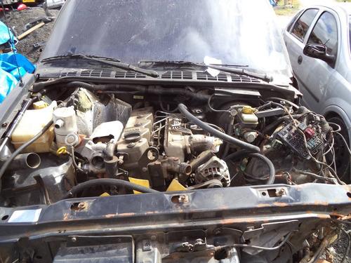 sucata peças s10 2.8 4x2 diesel 2001 p/retirada de peças