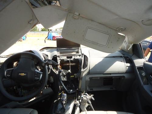 sucata peças s10 ltz 2.8 4x4 diesel automatica 2012/2013