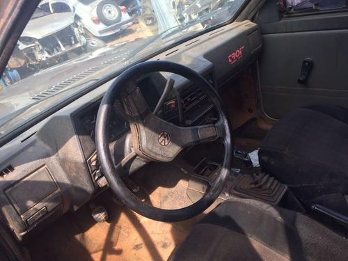 sucata peças saveiro 1992 1.6 cambio motor portas lateral