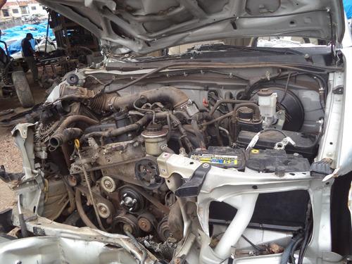 sucata peças toyota hilux sw4 2.7  4x2 gasolina  2009