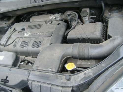 sucata peças tucson 4 cil 2007 motor/cambio/bomba/porta