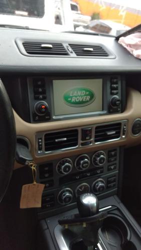 sucata peças vogue land range rover 2008 gasolina. 396cv