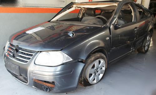 sucata peças volkswagen bora tiptronic automático 2009/2010