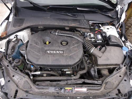 sucata peças xc60 t5 2012 cambio/motor/bomba/porta/radiador