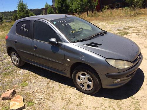 sucata peugeot 206 1.0 16v 2003 gasolina rs peças