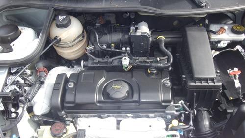 sucata peugeot 207 1.4 flex 2014 motor cambio acabamento
