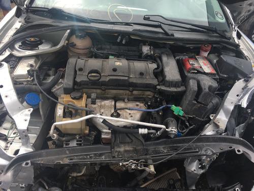 sucata peugeot 207 automático 2011 retirada de peças