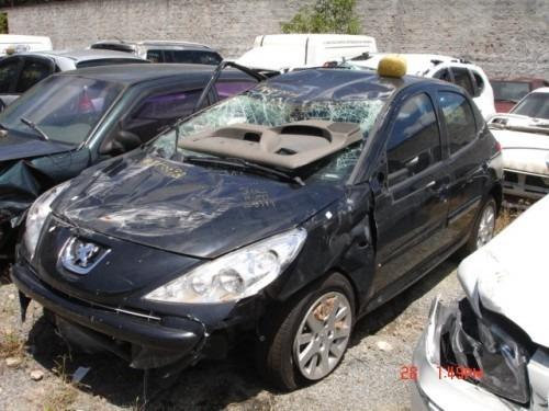 sucata peugeot 207 xs 2009 retirada de peças