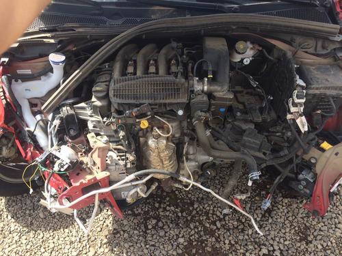 sucata peugeot 208 2017 1.0 3cc flex - rs auto peças