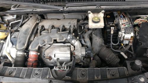 sucata peugeot 3008 griffe 2011 1.6 16v gasolina
