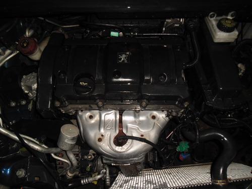 sucata peugeot 307 1.6 16v flex 06 pra tirar peças motor etc