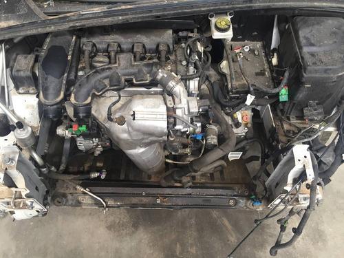 sucata peugeot 308 thp 1.6 turbo