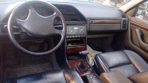 sucata peugeot 605 v6 1995 autonático - peças e acessorios