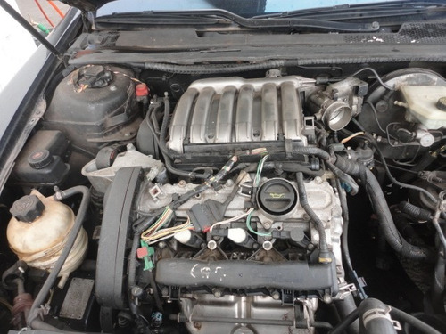 sucata peugeot 607 2001 motor,air bag,couro,rodas