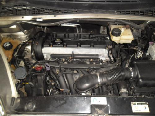sucata picasso 2.0 16v automatico 04 pra tirar peças motor