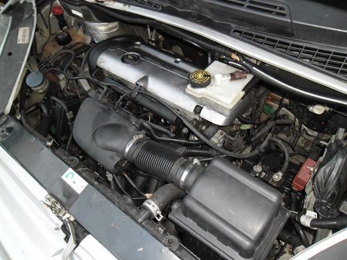 sucata picasso 2.0 16v gas. manual 04 pra tirar peças motor