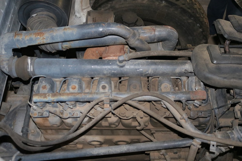 sucata pra retirada de peças volks 12140 baú 1995 motor x10