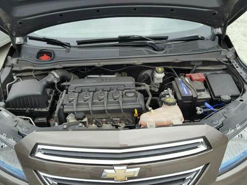 sucata prisma 1.4 2014 peças motor, cambio acessorios
