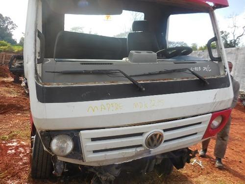 sucata p/venda de peças usadas 8.150 e delivery 2006 143 cv