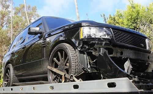 sucata rang rover sport 2012 retirada de peças
