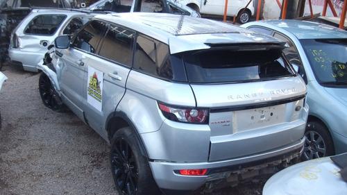sucata range rover evoque 2.0 dynamic 2013 motor cambio