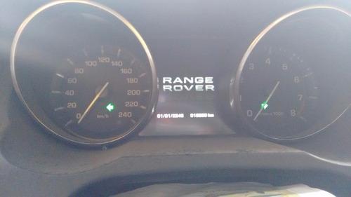 sucata range rover evoque 2.0 dynamic - peças e acessórios