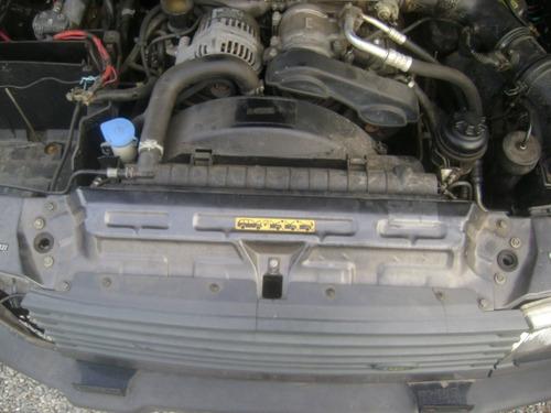 sucata range rover hse 4.6 v8 2001 com motor e cambio, peças