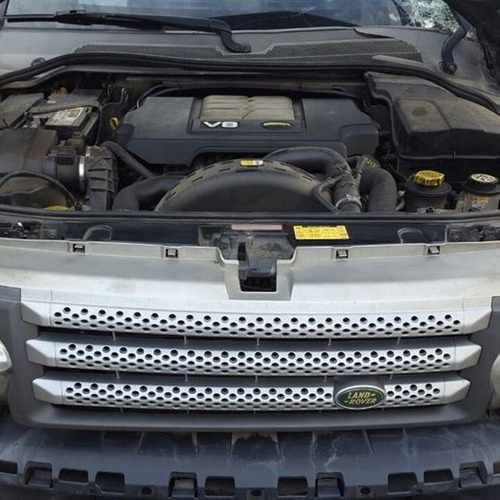 sucata range rover sport 2008/2009 v8 turbo diesel