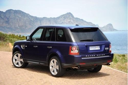 sucata range rover sport v8 p/ venda de peça 2007 2008 09 10