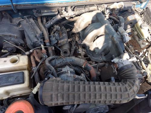 sucata ranger  97 xl motor 4.0 peças desmanche de ranger sp