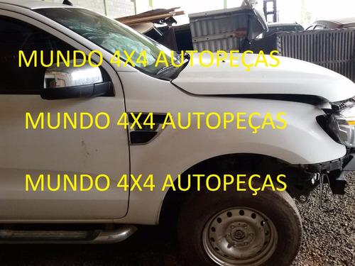 sucata ranger d 3.2  2013 manual com motor e cambio e peças