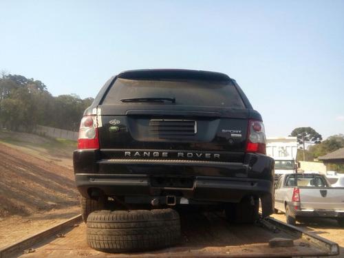 sucata ranger rover 3.6 2008/2009 diesel v6 retirada d peças