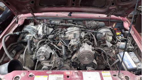 sucata ranger xl 97 4.0 v6 manual gasolina