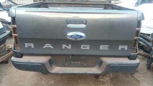 sucata ranger xls 2018 2.2 diesel 4x4 automática