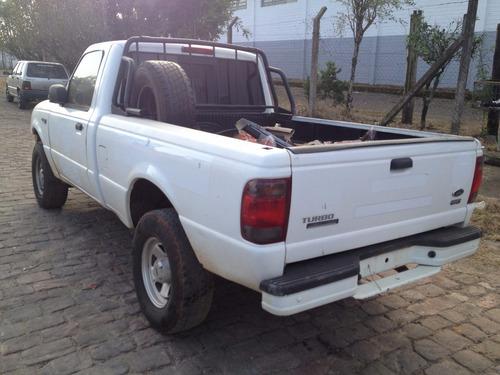 sucata ranger xls 2.8 diesel 03/04 bassani auto peças