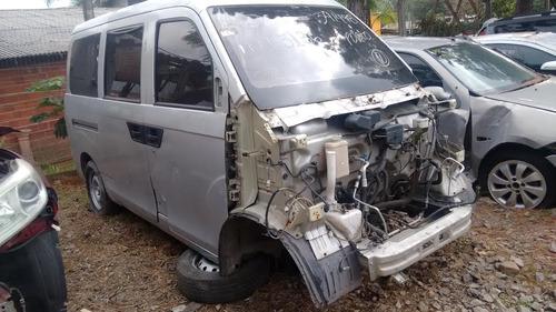 sucata rely minivans 64cvs gasolina 2013 rs caí peças