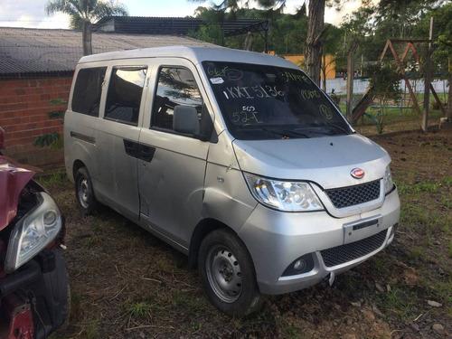 sucata rely van 2013 (minivans) - rs auto peças farroupilha