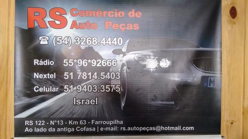 sucata renault clio 1.0 16v 2015 - rs peças