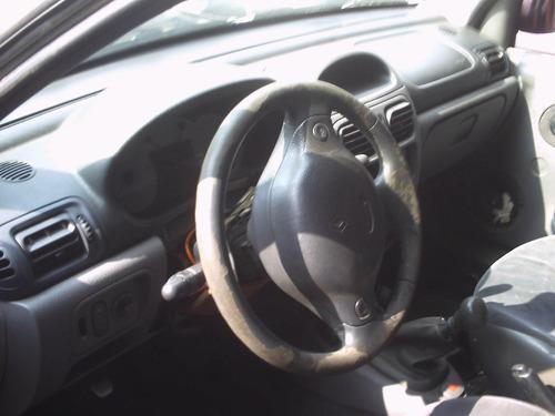 sucata renault clio sedan frente lateral traseira coluna etc