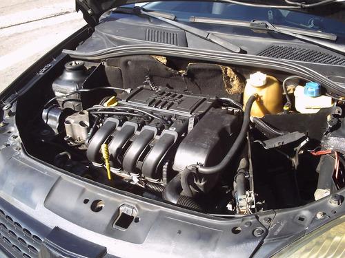 sucata renault clio sedan motor 1.0 gasolina cambio com nota