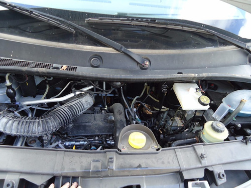 sucata renault master 2016 2.3 diesel para retirada de peças