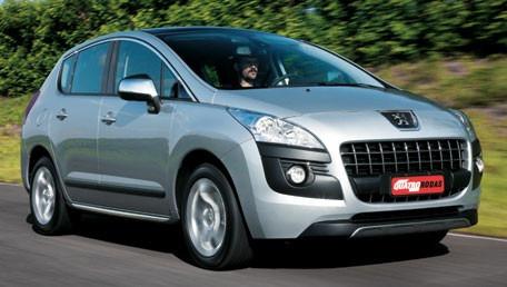 sucata retirada de peças peugeot 3008 -airbag/cambio/lataria