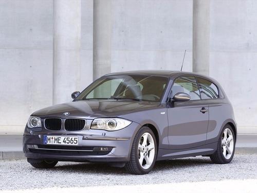 sucata retirar peças bmw 120i - airbag/cambio/lataria