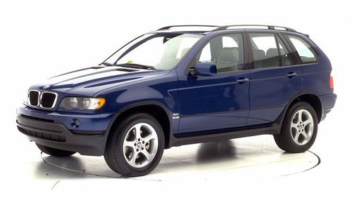 sucata retirar peças bmw x5 4.4 2000 - cambio/airbag/lataria
