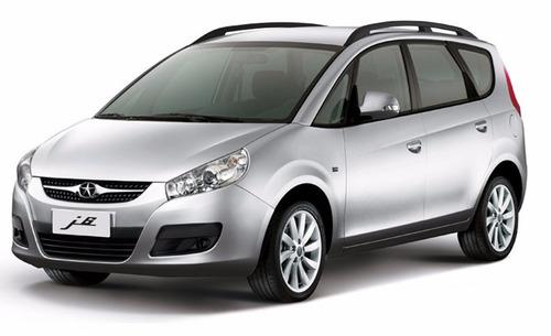 sucata retirar peças jac j6 - airbag/cambio/lataria
