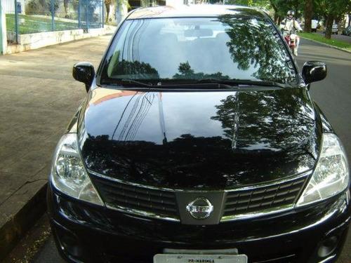 sucata retirar peças nissan tiida - airbag/cambio/lataria