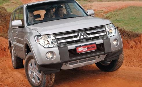 sucata retirar peças pajero full v6 - airbag/cambio