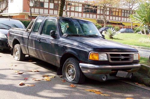 sucata retirar peças ranger stx v6 - airbag/cambio
